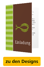 Einladungskarten - Kommunion & Co.