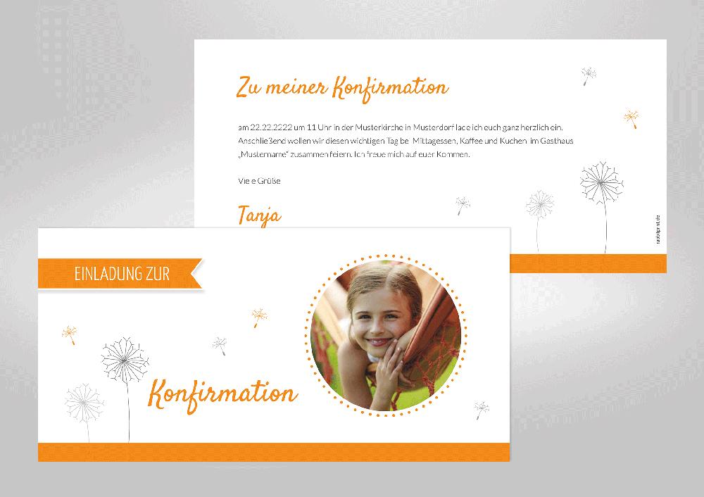 kommunion - einladungskarten - kommunion & co., Einladung
