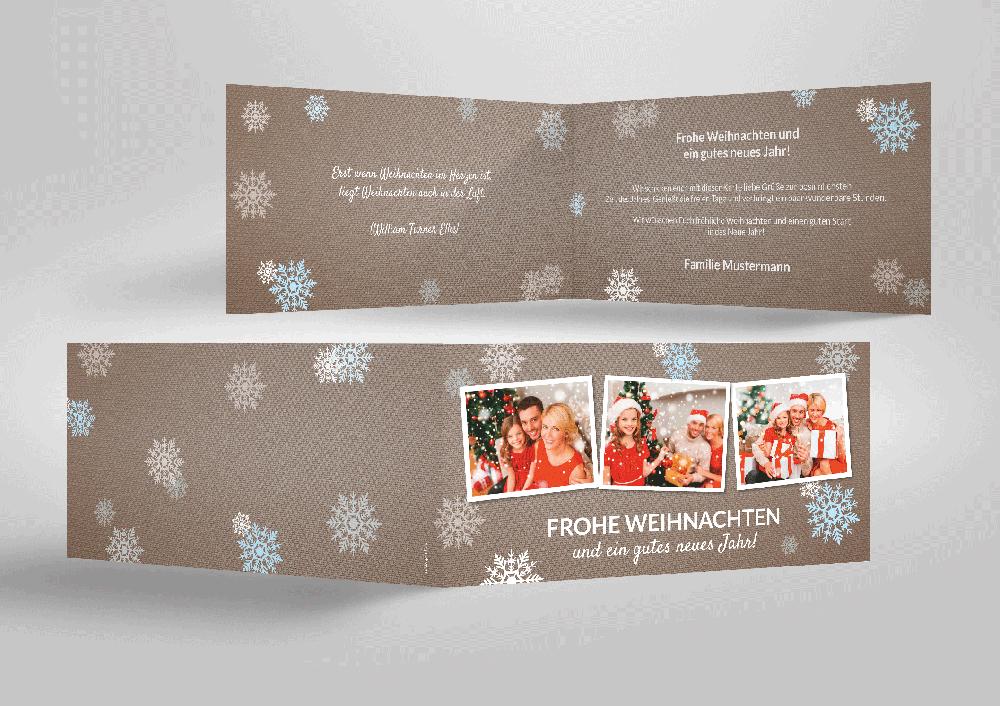 Weihnachtskarten - Grußkarten - Anlässe