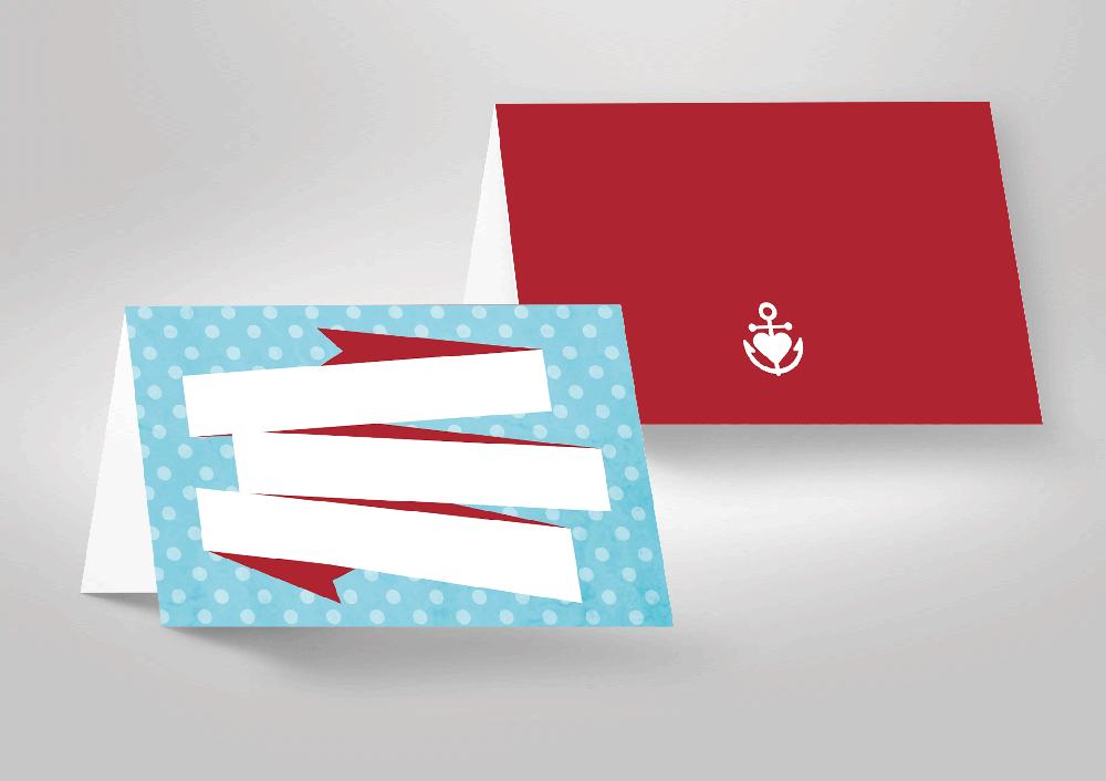 Tischkarten - Zusatzprodukte - Hochzeit & Co.